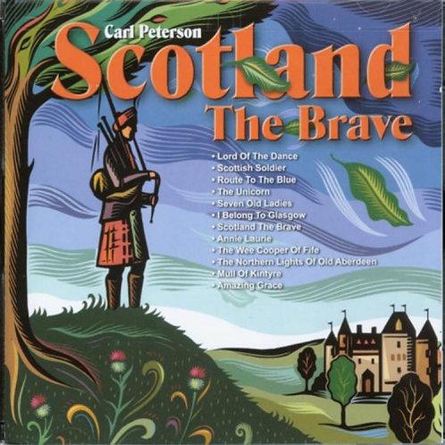 Scotland the Brave CD