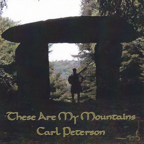 These Are My Mountains CD
