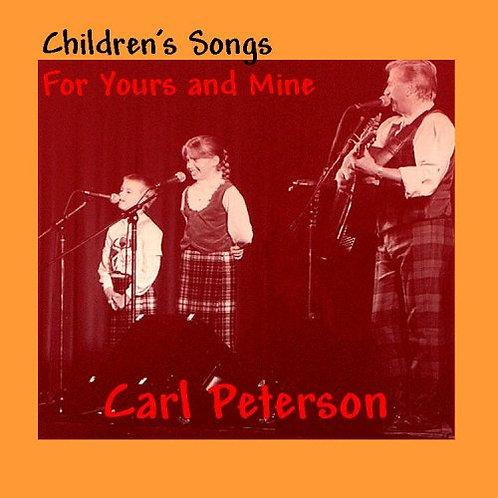 Children's Songs CD