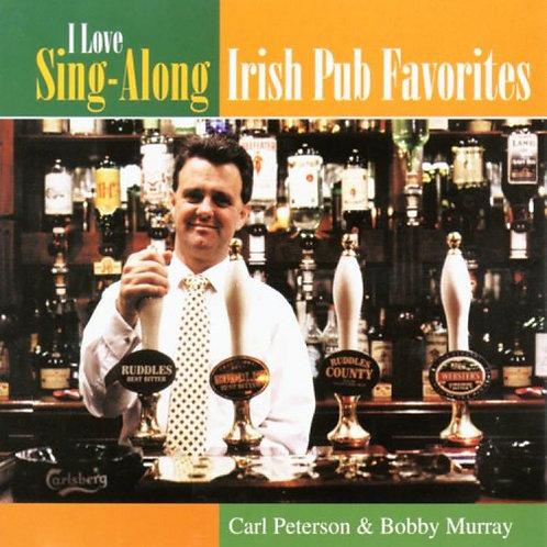 Sing-along Irish Pub Favorites CD