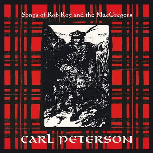 Songs of Rob Roy and the MacGregors CD