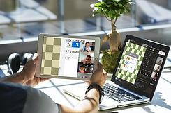 Kids Chess Class Online  Ipad and Laptop