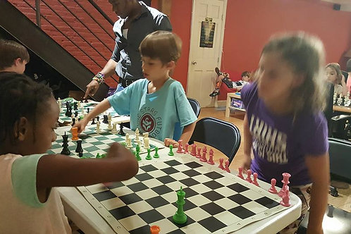 Kids Weekend Chess Classes