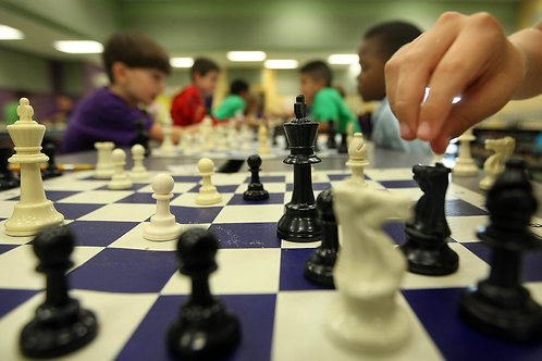 Kids Chess After School Program - SPRING ONLY (read details)