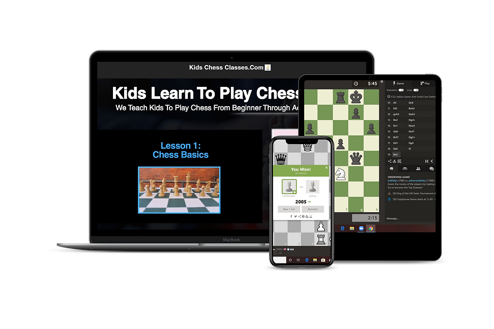 Kids Learn To Play Chess Bund Mock Up 1.