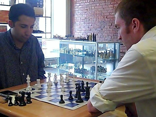Adult Private Chess Classes ( 8 pk ) 1 hour ea