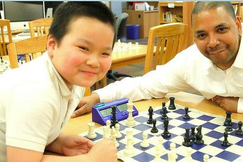 Kids Private Chess Classes ( 8 pk ) 1 hour ea
