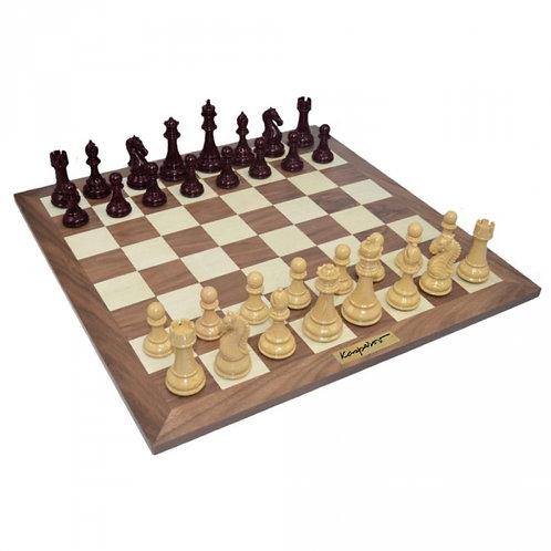 """Kasparov Championship Chess Set 16"""""""