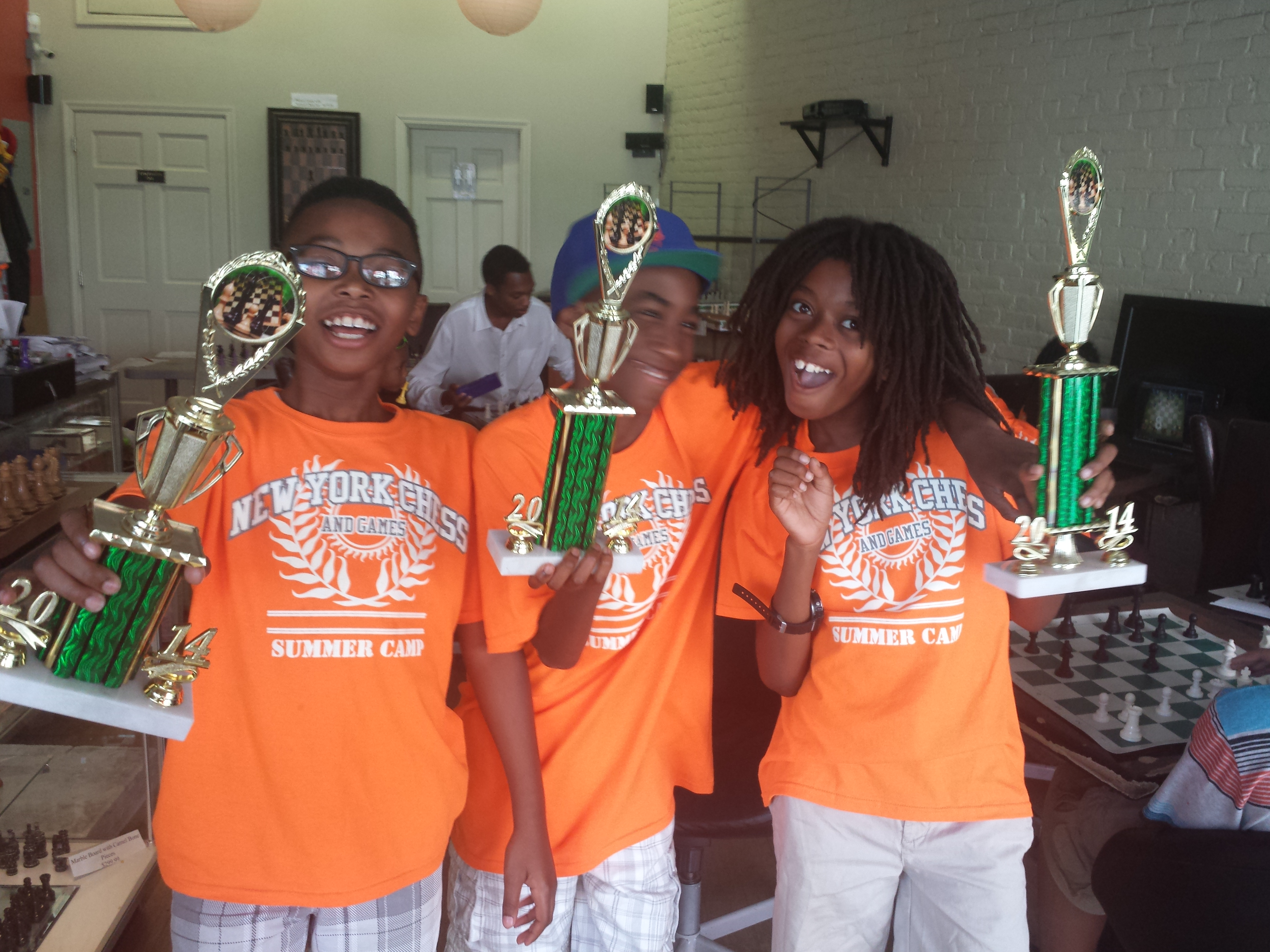 Tournaments and trophies