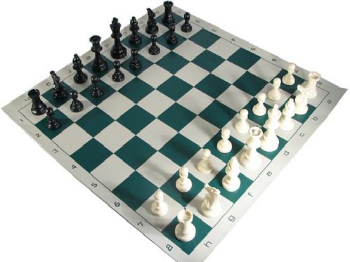 Standard Tournament Chess Set