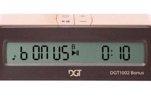 DGT 1002 Chess Clock / Game Timer