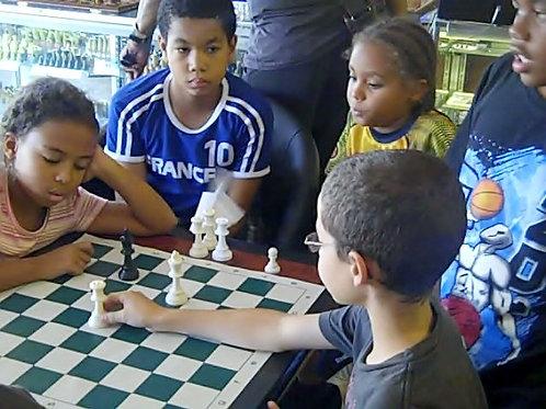 Kids Semi Private Chess Classes ( 8 pk ) 1 hour ea