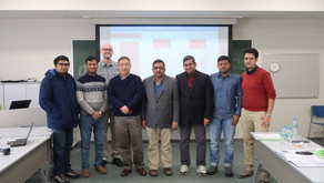 A visit from Bangladeshi researchers   BUET to Tohoku University.