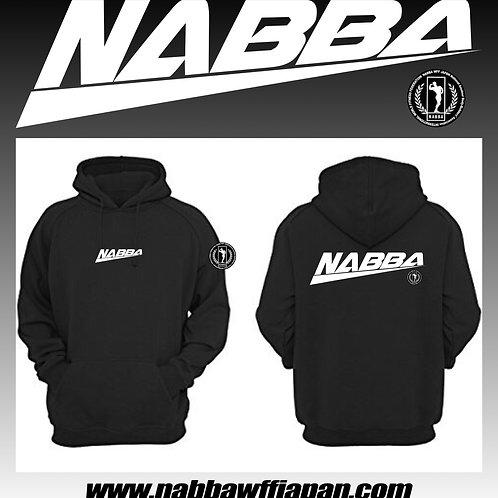 NABBA WFF JAPAN ORIGINAL HOODY XLサイズ
