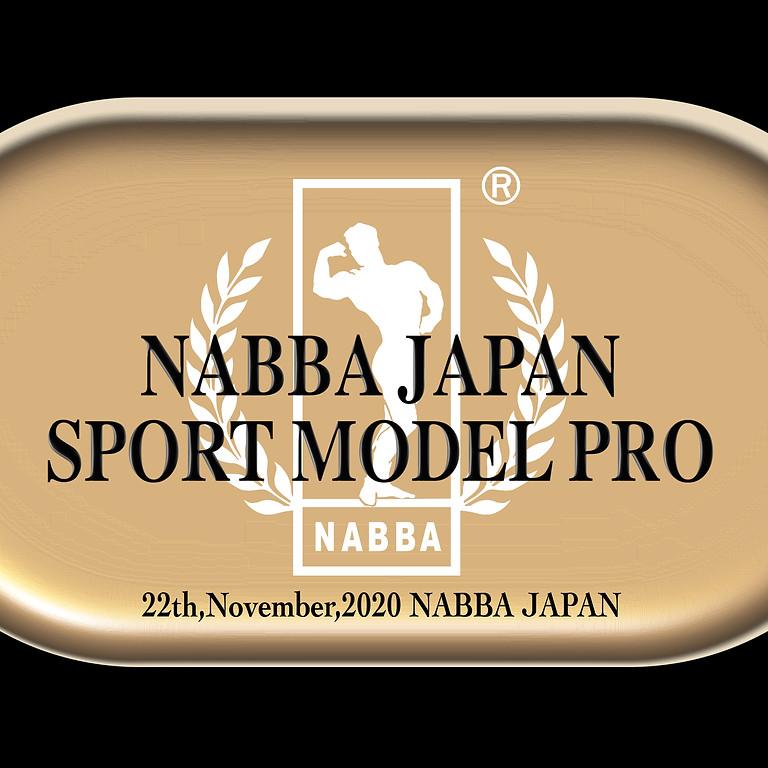 WFF  SPORT MODEL PRO ENTRY  (NABBA procard holder only)