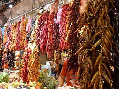 Boqueria Food Market, Food Vacation, Culinary Travel, Tour, Group