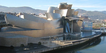 Guggenheim Museum, Barcelona, Spain, Culinary Travel