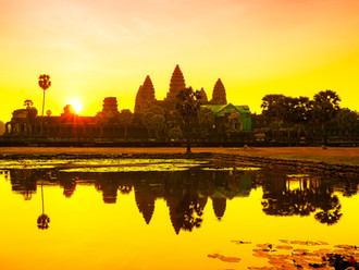 Savoring Siem Reap