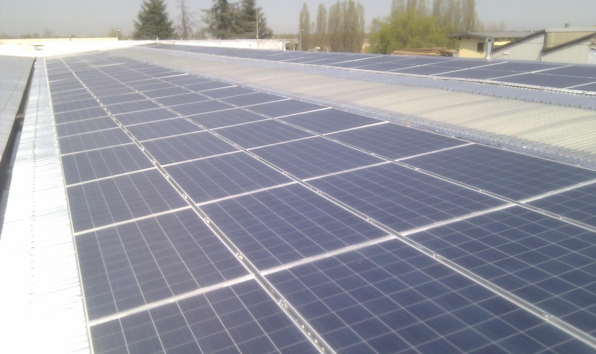 Fotovoltaico 100KW - Modena