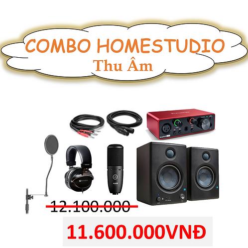 Combo Thu Âm - Best Seller