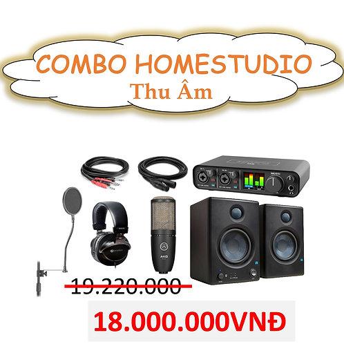 Combo Thu Âm - Standard