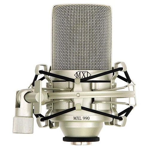 MXL990 Condenser - Micro Thu Âm