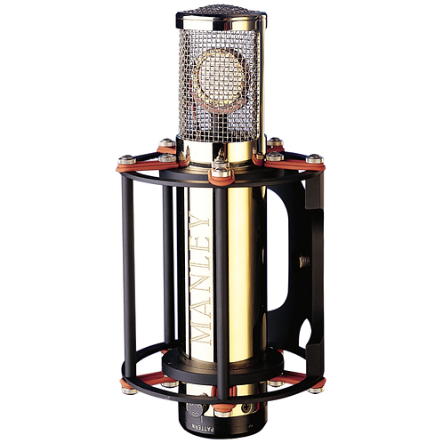 MANLEY REFERENCE GOLD TUBE - Micro Thu Âm