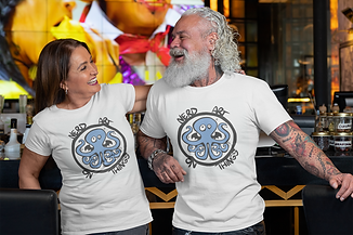 t-shirt-mockup-featuring-a-white-bearded