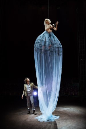 """Nofitstate Circus """"Lexicon""""  Directed By Firenza Guidi  Costume Assistant & Touring Wardrobe Manager Blaze Tarsha"""