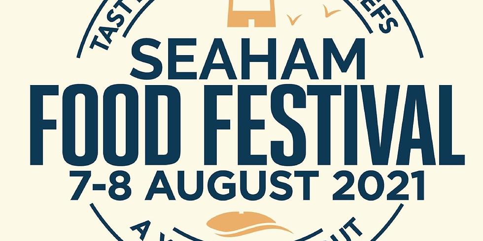 """""""DWYMTY!"""" @ Seaham Food Festival"""