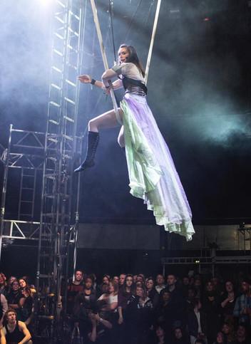 "Nofitstate Circus  ""Bianco""  Directed By Firenza Guidi  Touring Wardrobe Assistant  Blaze Tarsha"