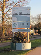 Goole Town Sign