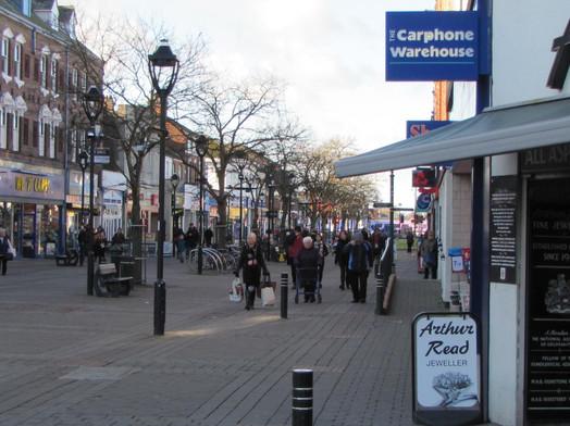 Goole Town Centre