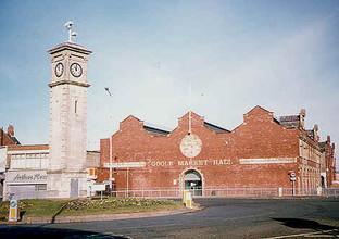 Market Hall & Clock Tower