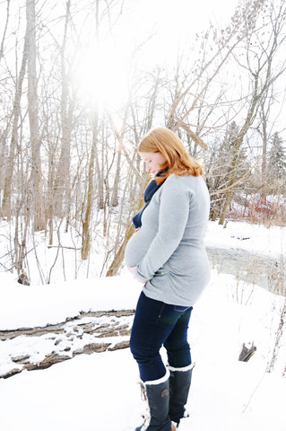 Maternity Session - Lifestyle Family Photographer