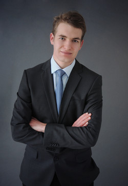 Young Professional Portrait