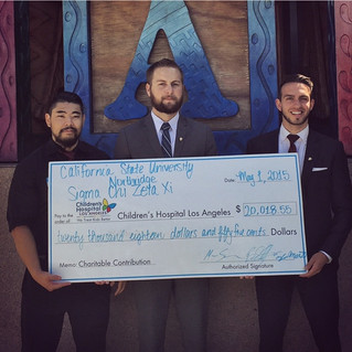 $20,000 donated to CHLA during Derby Days