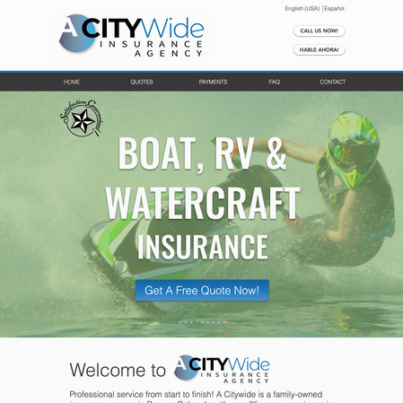 A Citywide website