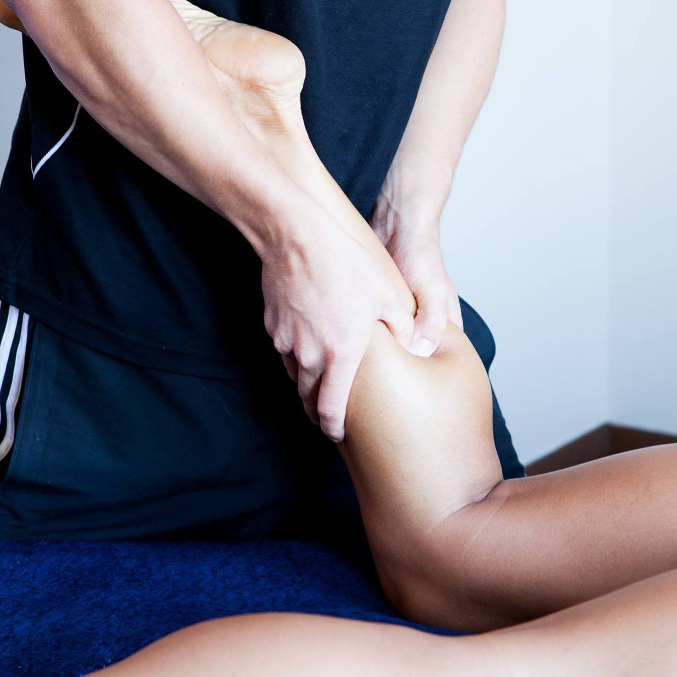 Sports massage & deep tissue massage