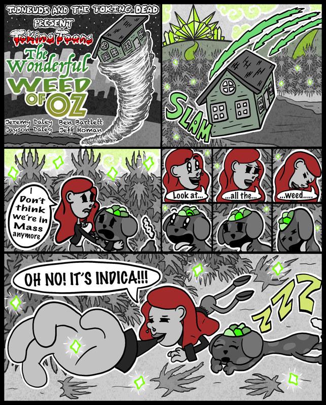 Weed of Oz
