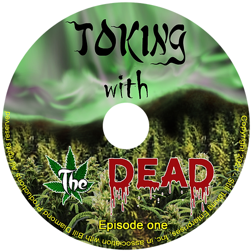 Toking with the Dead E1 DVD