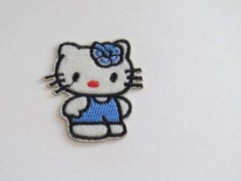 #137 Hello Kitty Blue