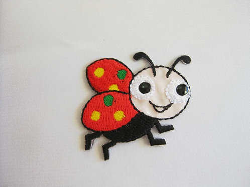 #33 lady Beetle - Red Wings