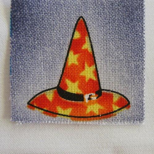 #41 Wizards Hat - Orange