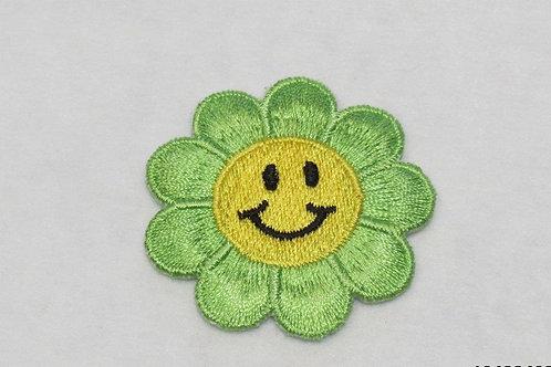 #53 Flower - Yellow Face Green petals