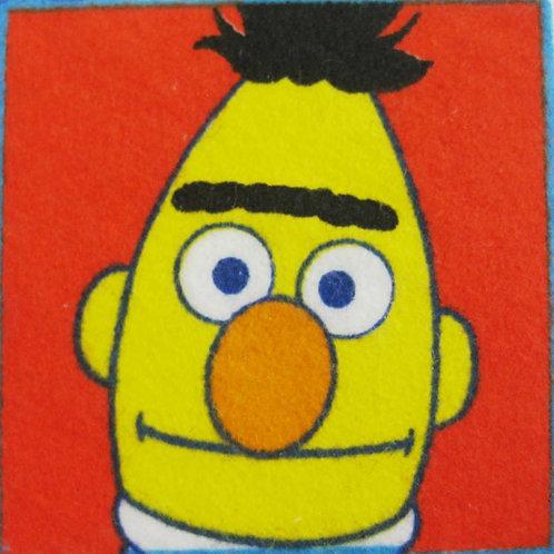 #43 Bert Sqaure