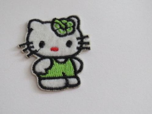 #138 Hello Kitty Green