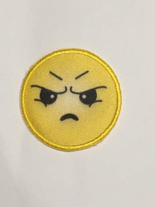 #173 Angry Emoji