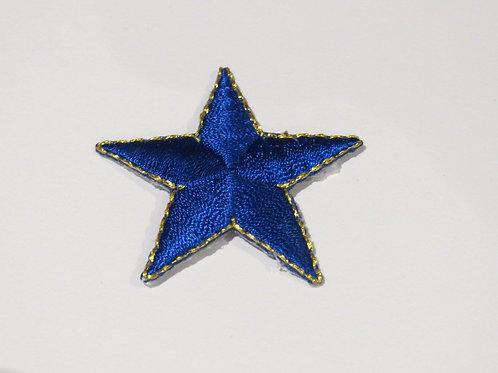 #154B Medium Star - Blue