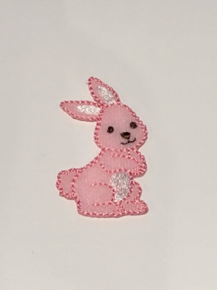 #147 Pink Bunny